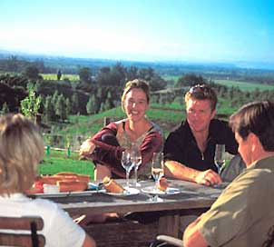 Hawkes Bay Wine Country