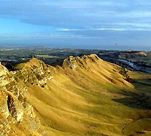 Te Mata Peak in Havelock North